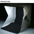 Proocam EASYGO 40cm Portable Studio Photo Light Tent with LED Light Product (YTP-2)