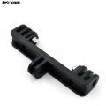 Proocam PRO-F061 Dual Twin Led Gopro Bracket Connector Adapter for Gopro Osmo Action 5 6 7
