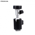 Proocam FB-02 BallHead tripod screw Mount Umbrella Bracket for Speedlite Flash