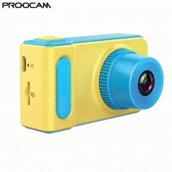 Proocam KCC-1 HD Kids Camera 2 Inch Mini Children Digital Camera For Baby small Toy Early Learning Recording Toys