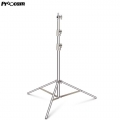 Proocam LS-300 Chrome Silver studio Light Stand heavy duty