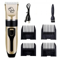 Delly Clippers For Dogs Professional Pet Cat Gromming Trimmer Kit Rechargeable Cats Haircut Machine CPG-C6