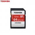 Toshiba 64GB SD EXCERIA™ - Memory Card N302 R 90mb/s - Made in Japan