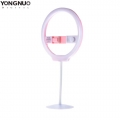 Yongnuo YN128 Mobile Phone Studio LED Ring Light Beautify (Pink)