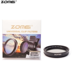 Zomei +6 Star filter Mobile phone Filter 37mm for Iphone Vivo huawei oppo samsung
