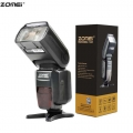 Zomei Flash ZM-860T HSS 1/8000S Auto TTL Flash Speedlite zm860 Flash Light for Canon Nikon
