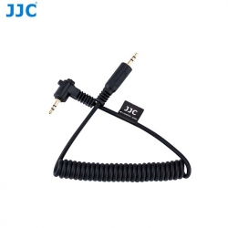 JJC Cable-J2 Remote Control Cable for For Olympus OM-D E-M1 Mark II Camera