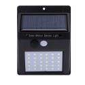Delly 20 LED Solar Light 3 function model Motion Sensor Garden Light Outdoor Lighting Energy Saving Street Path OSL-20M