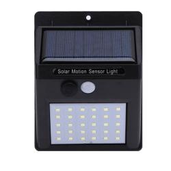 Delly 20 LED Solar Light PIR Motion Sensor Light Control Led Lighting Waterproof Wall Light Outdoor OSL-20S