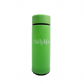 Dellylife Green Travel drinkware 450ml Portable bottle Business water tumblr for tea glass drinking bottle TDP-GR