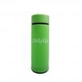 Dellylife Green Travel drinkware 450ml Portable bottle Business water tumblr for tea glass drinking bottle TDP-GR