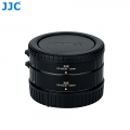 JJC AET-CRFII Automatic Extension Tube Lens 11MM/16MM Auto Focus for Camera Lens Canon RF Mount