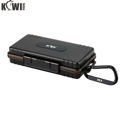 KIWIFOTOS KCB-UN1 Carrying Case Storage with Carabiner for Keep Memory card battery Gopro Accessories DJi Osmo