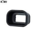 Kiwifotos KE-EP17 Long Camera Eyecup replaces Sony FDA-EP17 for Sony a6400, a6500, a6600