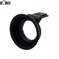 Kiwifotos KE-XT20 Camera Eyecup Large Extra Length for Fujifilm X-T30 X-T20 X-T10