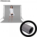 Proocam NWC-330-GR 3 X 3 meter Non woven cloth background for photographer - Grey