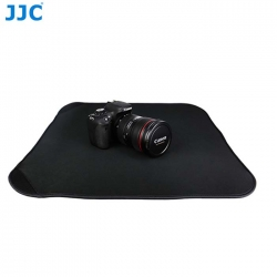 "JJC OZ-2BK Neoprene Black Square Protective Wraps 16 x 16"" For Camera DSLR"