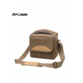 Proocam SDL-B Soudelor Sling Zip Travel Styler for Mirrorless Digital Camera -Brown