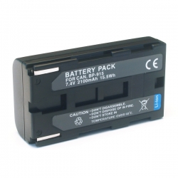 Proocam Canon BP-911 Compatible Battery for CANON BP-911/915/930/945/F-915/930