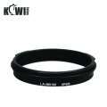 KIWIFOTOS LA-49X100 Adapter Ring for Fuji Fujifilm X100 X100s camera