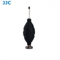 JJC CL-DF1BK Professional Dust-Free Filter Rubber Air Blower Pump Cleaner for DSLR Camera CMOS Sensor Lens LCD Keyboard Laptop Digital Gadgets / Black