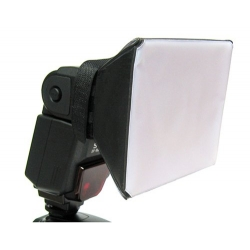 PIXCO Universal Mini Softbox Flash Diffuser
