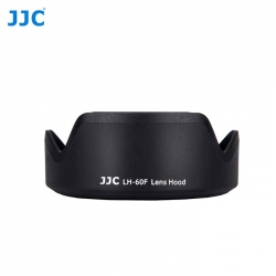 JJC LH-60F Lens Hood for Canon EF-M 18-150mm f/3.5-6.3 IS STM, Replaces Canon EW-60F Lens Hood