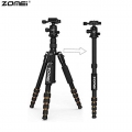 Zomei Q666 Camera Tripod monopod professional with Ballhead