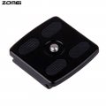 Zomei Quick release Plate for ZOMEI Q666 Professional travel tripod